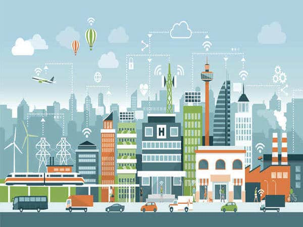 smart cities france